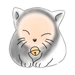 猫だるまさん