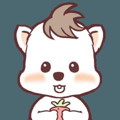 [LINEスタンプ] ROMY`s日常 (1)