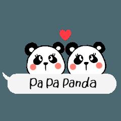 パパパンダ1(日本語版)