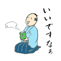 ゆる侍-もさく