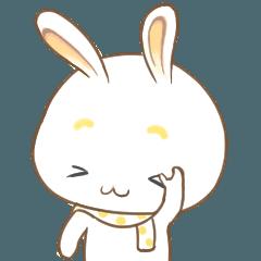 かわいいバニー1(日本語)