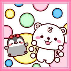 シロクマろっくん4【感情・気持ちセット】