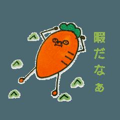 ぶさかわ野菜、フルーツ