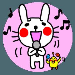 ウサギのアイコ 2 [日常編]
