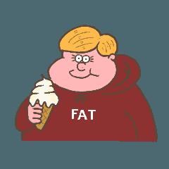 FATな毎日