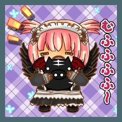 [LINEスタンプ] ぶーぶーちゃんの平行世界