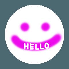*スマイル*毎日のご挨拶(日本語&英語40個)