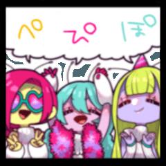 star people☆ぴぺぽ