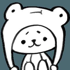 モモは熊じゃない!(中国語)