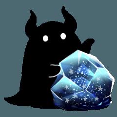ホシクイと宇宙鉱石