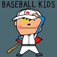 [野球]ママの為のスタンプ