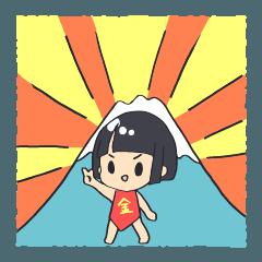 小山町の金太郎