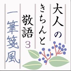 大人のきちんと敬語3