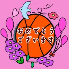 バスケットボール女の子【少年団保護者】