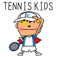 [テニス]ママの為のスタンプ