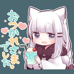 黒ずきん狼ちゃん【毎日使える敬語篇】