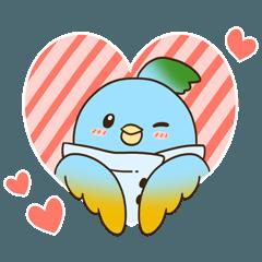 幸せの青い鳥 ふうた