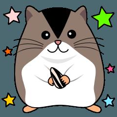 [LINEスタンプ] ちゃちゃの本音とあなたへのメッセージ (1)