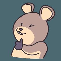 Cocoa Hamster -ココアハムスター