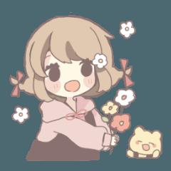 花屋の花心ちゃん