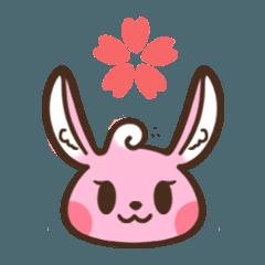 桜の季節 - 兎てい日常生活