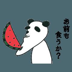 ⬛️アゴパンダ様⬛️ シリーズ【夏】
