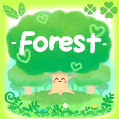-Forest- 緑の詰め合わせ