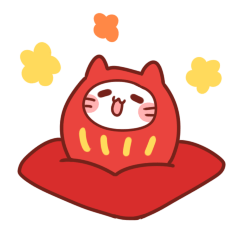 だるま子猫