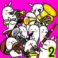楽器スタンプ ~音楽を愛する方へ~ 2