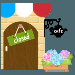 flower cafe ☆ 気軽に使える日常語