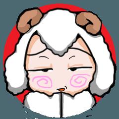 羊のマリリン