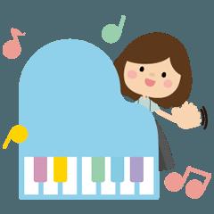毎日使える〜ピアノの先生バージョン