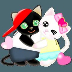 Twin Kittens 1