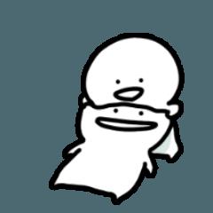 [LINEスタンプ] お文具さんの日常