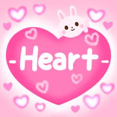 -Heart- 桃色の詰め合わせ