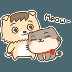 猫と犬の愛の生活 3