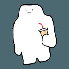 ミルクティーを飲みたいです