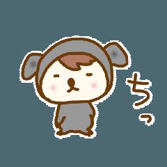 こあらちゃん vol.02