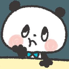 [LINEスタンプ] 毎日使えるパンダのスタンプ★