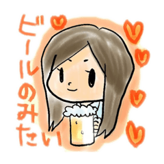 【pinocom】髪の長い女の子 日常系☆1☆
