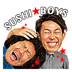 SUSHI★BOYS シーズン1
