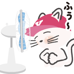動く! 猫! Y! 夏編 redaction