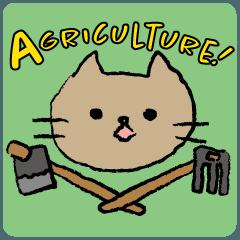 ゆるめな農業