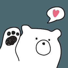 几帳面な熊