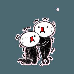 ガクガクブルブル人2