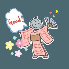 着物猫パート4