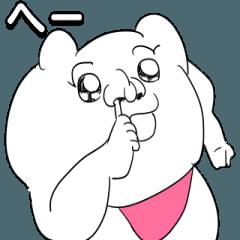 筋トレ大好きマッチョうさぎ(修正版)