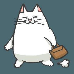 働く猫飼いさん