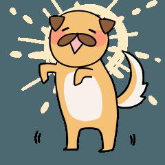 子犬 'ヌ子'ちゃん (ver.2)