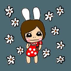 ウサギ少女